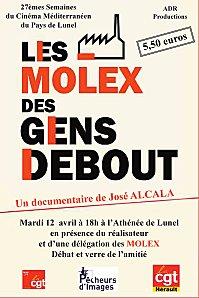 Lettre du syndicat CGT-Molex à Monsieur Olivier Mazerolle : Estrosi est un enfumeur!