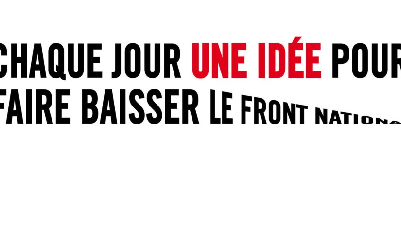 Marine Le Pen, respectable ? J'endoute…