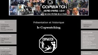#copwatch : #Guéant se prend unebâche…