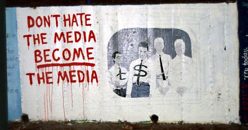 D'un journalisme idéologiquement orienté qui se «quatremerdise»