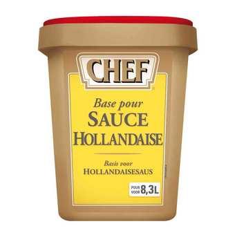 Aujourd'hui, la sauce hollandaise est plutôt bonne (je l'aigoûtée)