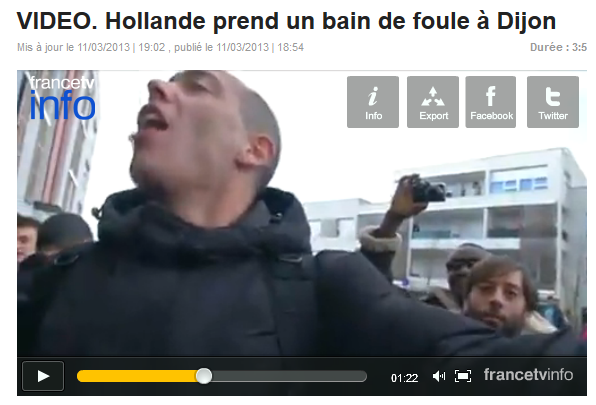 Hollande Dijon