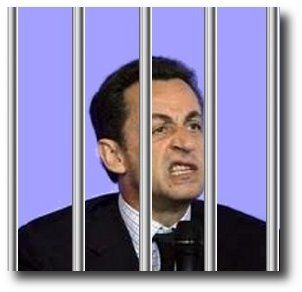 sarko en prison