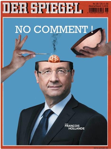 Der Spiegel Hollande