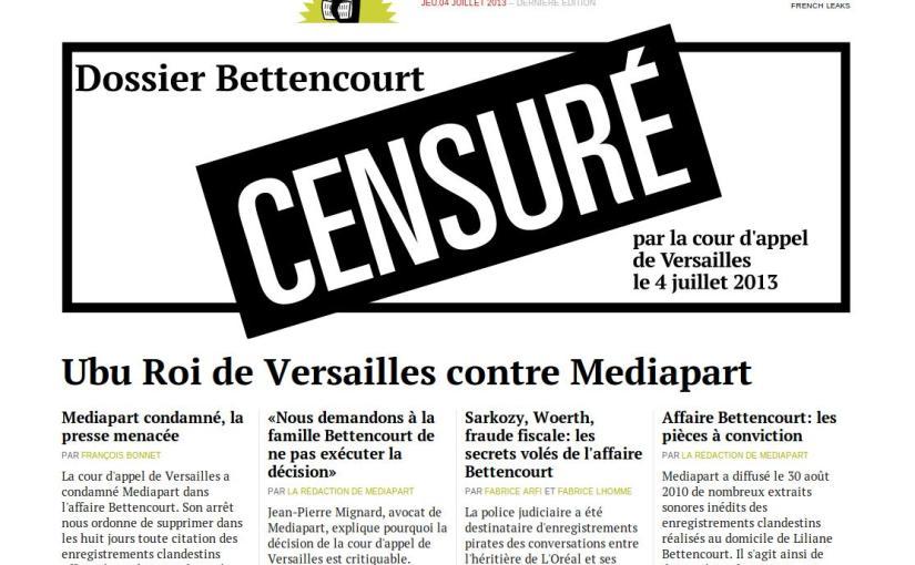 Justice déconnectée, justice ridiculisée#mediapart