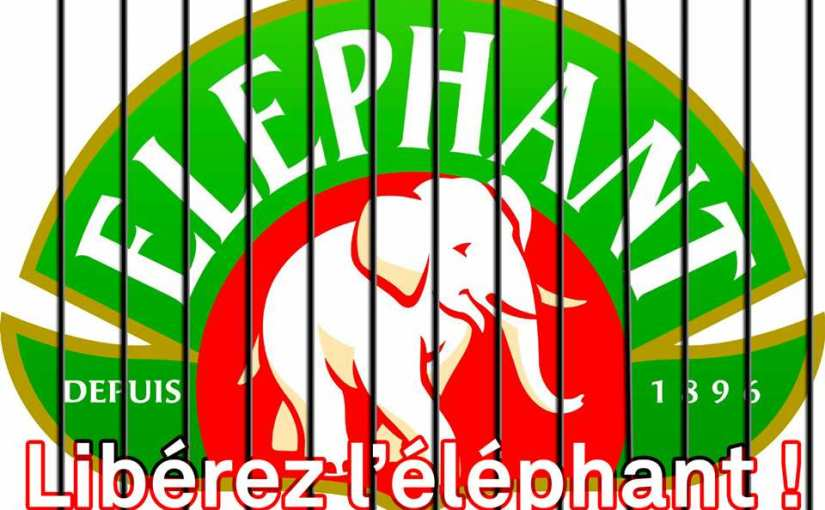 Appel au boycott des marques Unilever #pourquevivelelephant #fralib