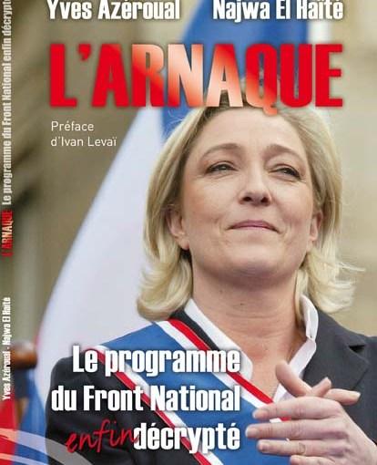 le #FN, ce parti d'escrocs et d'opportunistes