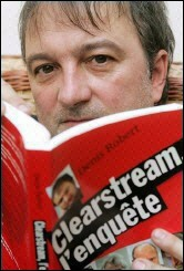 Denis Robert, mon héros… :  «arrêtons de nous faire PaulBismuther !»#sarkoleaks