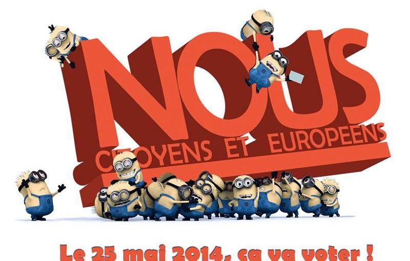 Reprenons notre destin en main : le 25 mai, votons massivement pour des listes qui nous représentent vraiment!