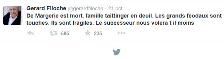 tweet Filoche