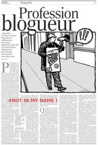 Profession blogueur