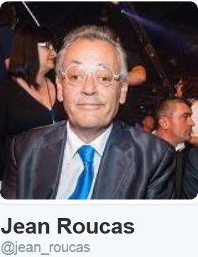 Jean Roucas, cet humoriste raté qui, à l'instar d 'un autre, servant la même cause obscurantiste, ne fait plus rire personne...