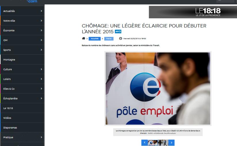 chiffres du chômage : Valls et les médias communiquent ce qu'ils veulent. Et moiaussi..