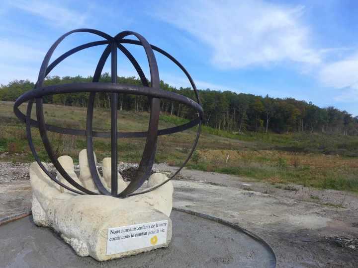 Sculpture sivens 1