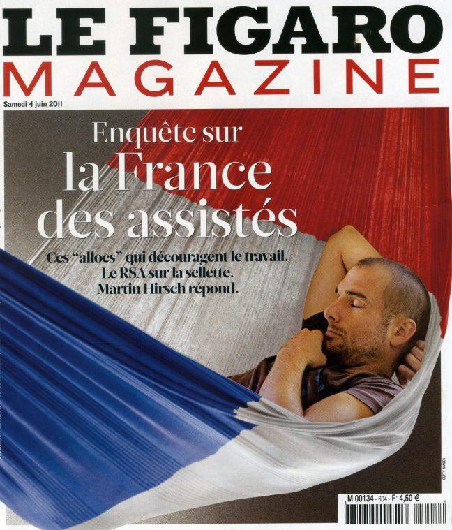 LaFranceDesAssistes_FigaroMagazine_20110604