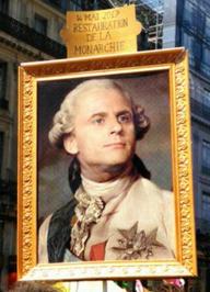 monarque Macron